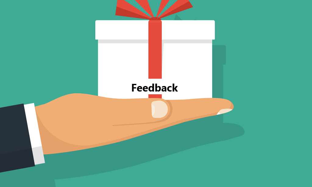 Feedback as a gift